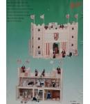 Bino Castello in legno con accessori 83522