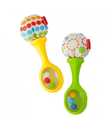 Le maracas Fisher Price Mattel BLT33