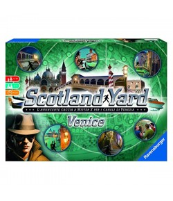 Scotland Yard Venice Ravensburger 26794