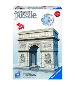 Puzzle 3D Arco di Trionfo Ravensburger 12514