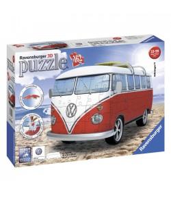 Puzzle 3D VolksWagen Transporter Ravensburger 12516