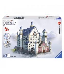 Puzzle 3D Castello di Neuschwanstein Ravensburger 12573