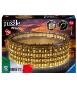 Puzzle 3D Colosseo Ravensburger Night Edition 11148