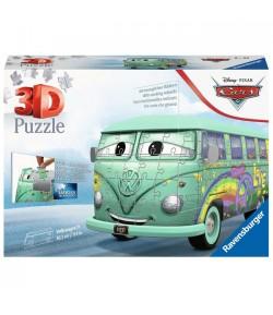 Puzzle 3D VW Transporter Cars Filmore Ravensburger 11185