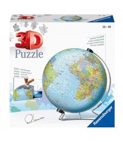 Puzzle 3D Globo Ravensburger 12436