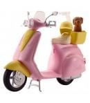 Lo scooter di Barbie Mattel FRP56