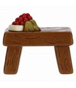 Tavolo con frutta Thun Presepe Classico  S3109A88