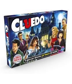 Cluedo Hasbro 38712