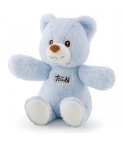 Trudi orso carillon Cremino azzurro S 18125