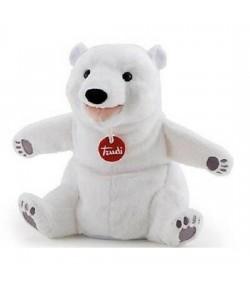 Trudi marionetta orso bianco 29959
