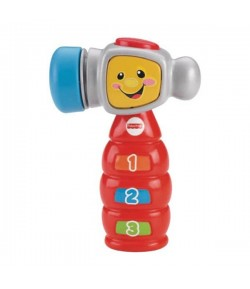 Fisher Price martelletto interattivo Mattel BGB66