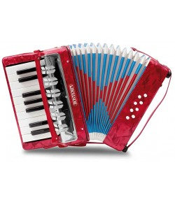 Bontempi Fisarmonica 17 tasti 33 1730