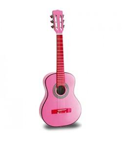 Chitarra rosa Bontempi 75 cm 7571
