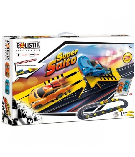 Pista Polistil Super Salto 96041