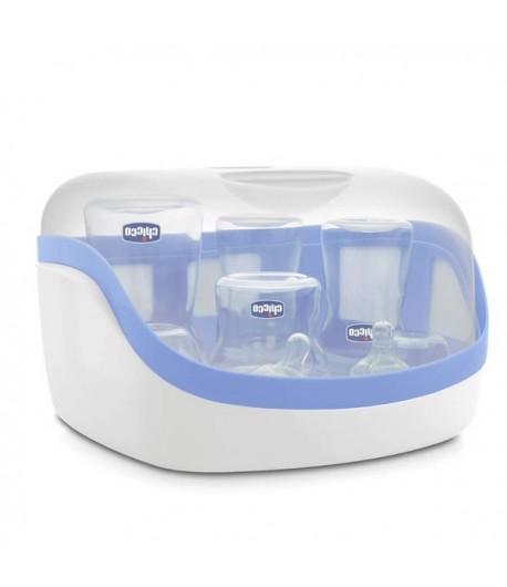 Sterilizzatore da microonde Chicco con pinza igienica 65846.50