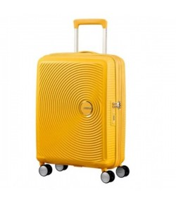 Trolley American Tourister Soundbox 4 ruote cm 55 Giallo 32G *06 001