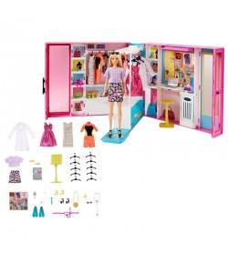 Barbie Armadio dei sogni Mattel GBK10