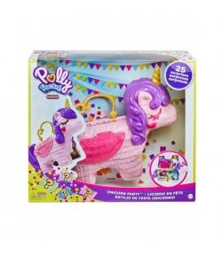 Polly Pocket Unicorno magiche sorprese Mattel GVL88