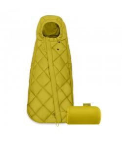 Snogga mini Cybex sacco per ovetto mustard yellow 859