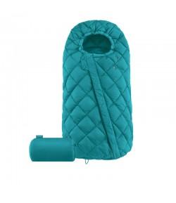 Snogga Cybex sacco per passeggino river blue 3483