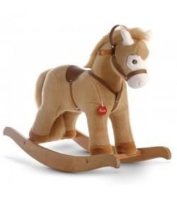 Trudi cavallo a dondolo beige 29703