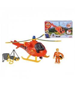 Sam il Pompiere Elicottero Wallaby Simba 05662