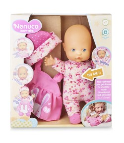 Bambola Nenuco Famosa Ci vestiamo 16282
