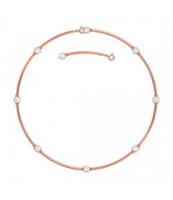 Collana Constella Swarovski oro rosa  5609710