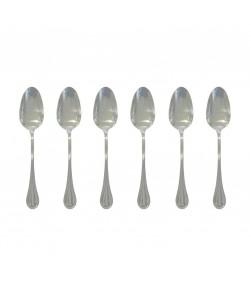 Sambonet Confezione 6 cucchiaini moka Royal Inox  52563A37