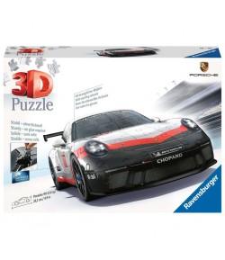 Puzzle 3D Ravensburger  Porsche 911 GT3 Cup 11147