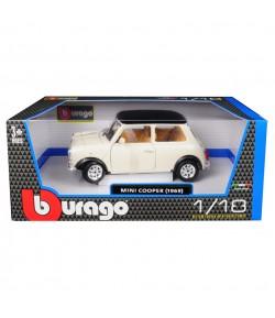 Mini Cooper 1969 BBurago 1:18 12036