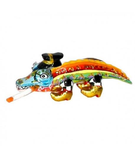 Alligatore Little Ally Tom's Drag cm 8,5  3435
