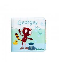 Georges Blub blub libro per il bagnetto Lilliputiens 83151