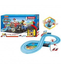 Pista Carrera First Paw Patrol Ready for Action 63040