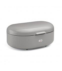 Portapane KuchenProfi piccolo VIOLA grigio metallo  5114095