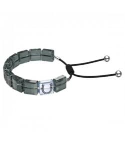 Braccialetto Swarovski Letra Ferro di cavallo grigio  5615000