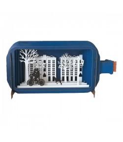 Biglietto auguri Origamo Message In A Bottle MIB015