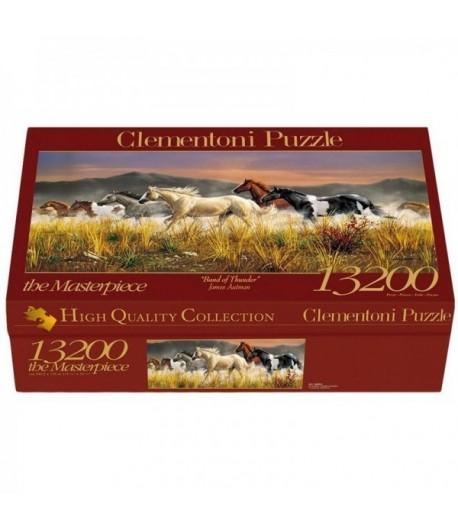 Puzzle Band of Tunder 13000 pezzi Clementoni 38006
