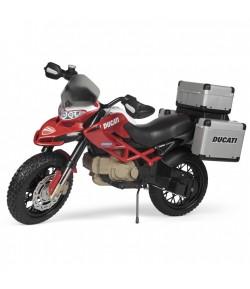 Peg Perego Ducati Enduro moto elettrica 12v IGMC0023